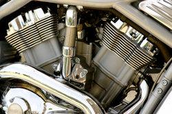 Der Motor ist ein echtes Kraftpaket.