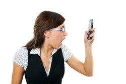Ein Defekt am HTC HD2 kann behoben werden.