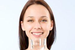 Volvic ist ein beliebtes Mineralwasser.