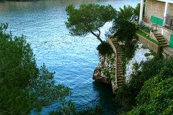 Eine Finca auf Mallorca in direkter Strandnähe