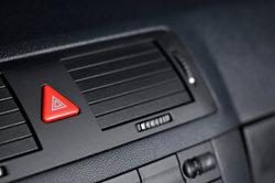 Die Innenausstattung von Volkswagen ist meist schlicht und funktional.
