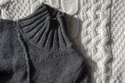 Pullover mit verschiedenen Designs