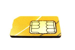 SIM-Karten finden in unterschiedlicher Größe Verwendung.