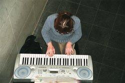 Ganz anders als ein Klavier: Sequencer.