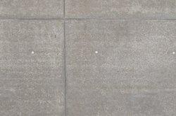 Nackter Beton wirkt nicht immer sehr wohnlich.