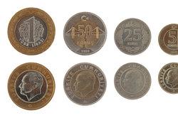 In der Türkei zahlt man mit türkischen Lira.