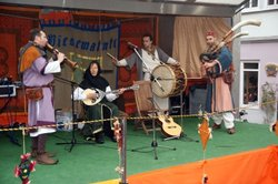 Vor allem in der Gruppe macht irische Volksmusik zu spielen sehr viel Spaß.