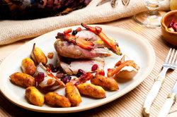 Es gibt viele schmackhafte Zubereitungsweisen für Fasane.