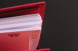 Verwalten Sie beispielsweise Ihre Geschäftskontakte in einer Datenbank.