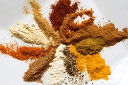 Die indische Küche istvon vielen Gewürzen geprägt.