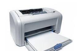 Installieren Sie die richtigen Treiber für Ihren Drucker.