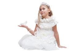 Prinzessinnen-Kuchen - die Welt von kleinen Mädchen.