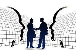 Vertrauen ist die Grundlage für ein Interview.