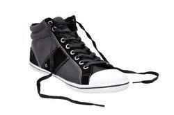 Zu speziellen Schuhen gehört auch das richtige Outfit.