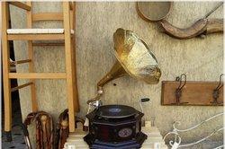 Ein Grammofon ist genau das Richtige für einen Tanzabend im 20er-Jahre-Stil.