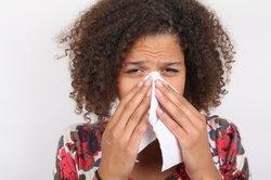 Milben können Allergien auslösen.