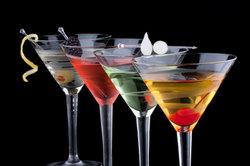 Der Boom-Boom-Cocktail schmeckt im Sommer erfrischend.