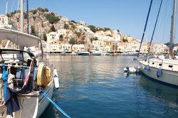 Sie ist eine Reise wert - die malerische Insel Symi