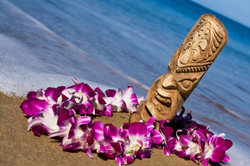 Der polynesische Raum gibt viele Ideen für Tattoos her.