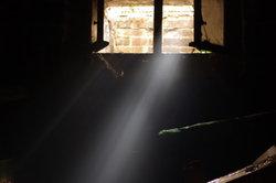 Ein Rückstauverschluss schützt den Keller