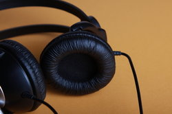 Die Kopfhörer sind sehr hochwertig.