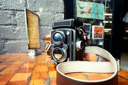 Die Kamera mit zwei Augen - eine besondere Rarität