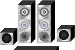 Der Sound der Quintas 5000 ist für Wohnungen optimiert.