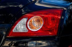 Defekte Bremslichter gehören zu den kleineren Schwachstellen des Sharans.