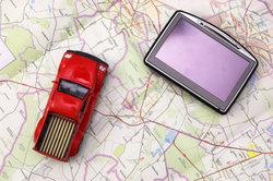 Die Navigation hilft Ihnen ans Ziel.