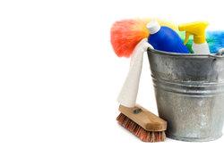 Schmierseife ist ein chemiefreies Reinigungsmittel.