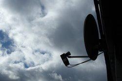 Mehrere Satellitenantennen an einem Receiver betreiben
