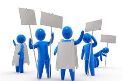 Streik ist eine Errungenschaft des Rechtsstaates.