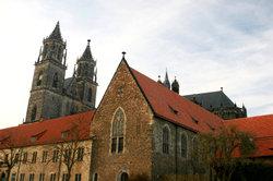 Magdeburg ist die Landeshauptstadt von Sachsen-Anhalt.