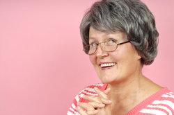 Mit einer gesicherten Rente hat man gut lachen!