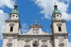 Salzburg - Domizil Mozarts