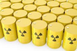 Uran ist radioaktiv und daher sehr gefährlich.