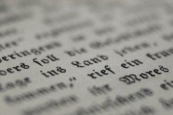 Textimmanent - der Begriff im Fokus