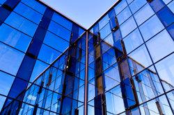 Glas spielt auch in der zeitgenössischen Architektur eine große Rolle.