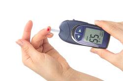 Die Ernährungstherapie ist Basismaßnahme bei Diabetes.