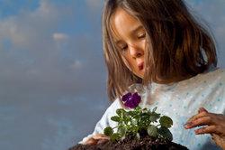 Kinder haben meist eine hohe Lernmotivation.