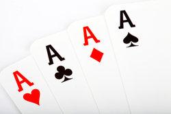 Karten nicht nur für Poker verwenden.