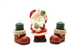 Nikolausstiefel können gut individuell befüllt werden.