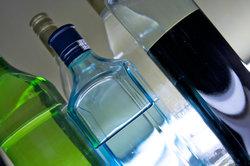 Alkohol ist nicht in Massen erlaubt.