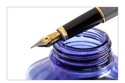Tinte kann leicht selbst hergestellt werden.