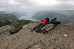 Eine Watzmann-Überschreitung erfordert Erfahrung im Bergsteigen, Kondition und Trittsicherheit.