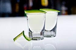 Guter Wodka enthält kaum Fuselöle.