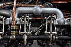 So strahlt auch ein Oldtimer-Motor nach der Motorreinigung.