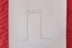Ein Turm ist eines der verbreitetsten schlichten Phallussymbole.