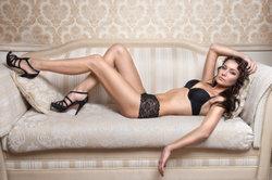 Erotische Fotos machen vielen Frauen Spaß.