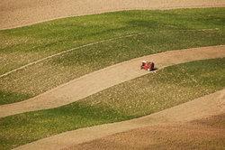 Kraftheber sind wichtig für die Landwirtschaft
